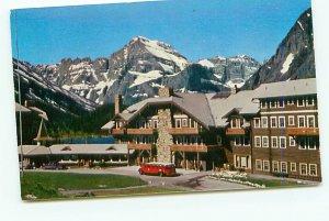 Buy Postcard May Glacier Hotel California