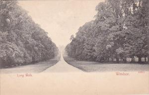 England Windsor The Long Walk