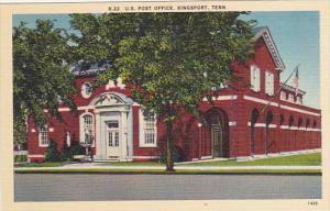 Post Office Kingsport Tennassee