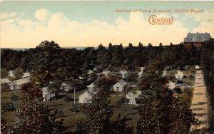 F68/ Euclid Beach Amusement Park Cleveland Ohio Postcard c1910 Camp Grounds 3