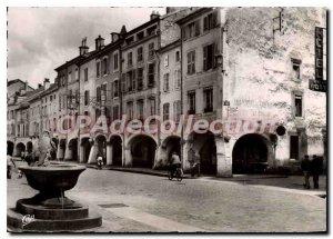 Modern Postcard Remiremont The Swan Arcades
