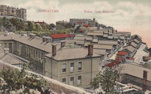 GIBRALTOR, 1900-10s; Buena Vista Barracks