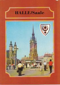 Germany Halle/Saale Markt