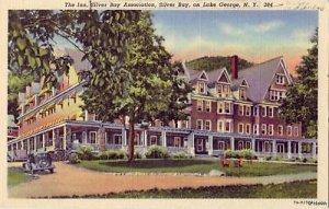THE INN SILVER BAY LAKE GEORGE, NY 1946
