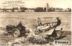 McCormick Tractors 1939