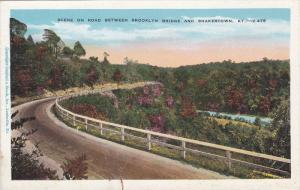 Scene on Road Between Brooklyn Bridge and Shakertown, Kentucky, 00-10´s