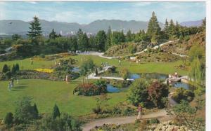 Canada Vancouver Queen Elizabeth Park
