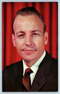 Postcard AL Albert P Brewer Governor of Alabama 1960's Q12