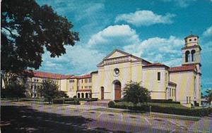 Texas Longview First Methodist Church 1963