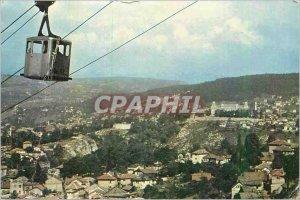 Postcard Modern Sarajevo Uspinjaca