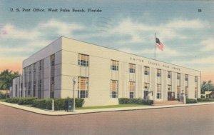 WEST PALM BEACH , Florida , 30-40s ; U.S. Post Office