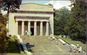 Hodgenville KY - LINCOLN MEMORIAL BUILDING 1950s