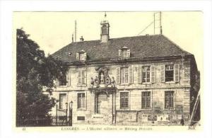 Langres , France , 00-10s   L'Hopital militaire