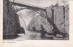New Jersey Paterson Passaic Falls