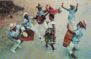 Jamaica Dancers Bacchanal By The Beach