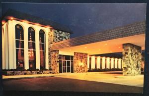 Postcard Unused Hilton Inn West Airport Hotel Oklahoma City OK LB