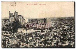 Narbonne - Vue Generale - Old Postcard