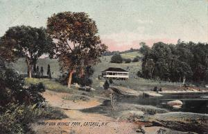 In Rip Van Winkle Park, Catskill, New York, Early Postcard, Used in 1907