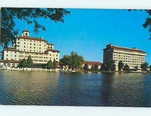 Unused Pre-1980 BROADMOOR HOTEL Colorado Springs Colorado CO Q4668