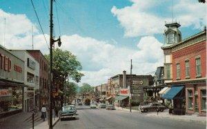 GRANBY , Quebec, Canada, 1969 ; Main Street
