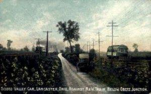 Scioto Valley Traction Co. Depot - Lancaster, Ohio