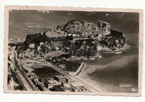 Principaute de Monaco Le Rocher et le Stade PC4-49