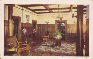 Interior- Historical Kent House At Montmorency Fall, Quebec, Canada, PU-1941