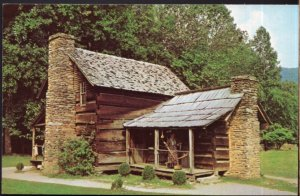 Tennessee The House - Pioneer Farmstead Great Smoky Mountains National Park - C