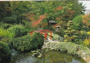 Canada Victoria Butchart Gradens The Japanese Garden