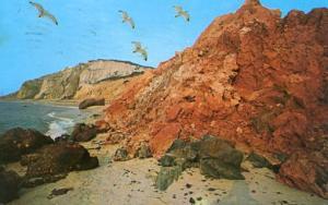 MA - Martha's Vineyard, Gay Head Cliffs