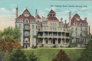 EUREKA SPRINGS , Arkansas , 1947 ; Crescent Hotel
