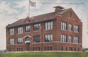 Wisconsin Reedsburg Sauk County Training School
