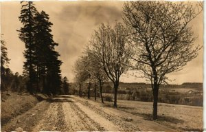 CPA AK Schomberg - Schomberg b. Wildbad - Road Scene GERMANY (910405)