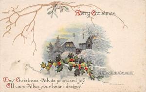 Holiday Postcards International Art Publishing Co. 1916
