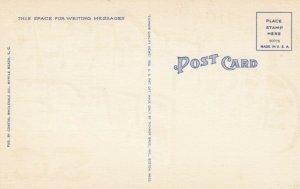 Large Letter Greeting ,  CHERRY GROVE BEACH  , South Carolina, 1930-40s
