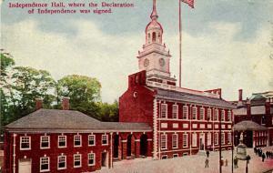 PA - Philadelphia. Independence Hall