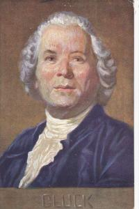1900-1910's; Christoph Willibald Gluck, Musician