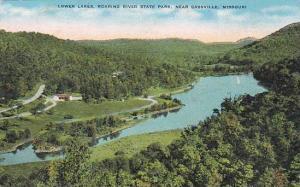 Missouri Cassville Lower Lakes Roaring River State Park