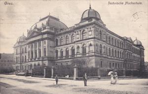 GRAZ, Austria, 1900-1910´s; Technische Hochschule