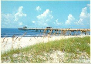 Florida Fort Walton Beach Okaloosa Island Deep Sea Fishing Pier