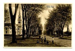 MA - Hadley. Middle Street
