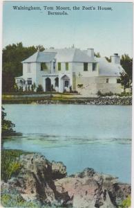 BERMUDA, 00-10s; Walsingham, Tom Moore, the Poet's House