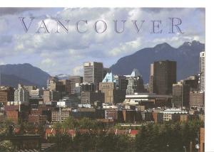 Postal 042026 : Cancouver British Columbia