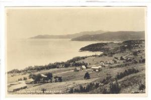 RP, Pointe Au Pic From Cap-a-l'Aigle, Quebec, Canada, 1920-1940s