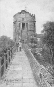 King Charles Tower & City Walls Chester