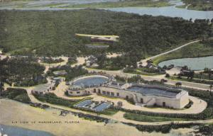 Air View Of MARINELAND, Florida, 1900-1910s