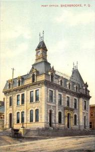 Quebec  Sherbrooke     Post Office