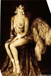 CPM AK Josephine Baker, FILM STAR (717397)