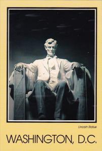 Lincoln Statue Washington D C