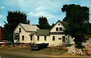 Maine West Paris Perham's Maine Mineral Store